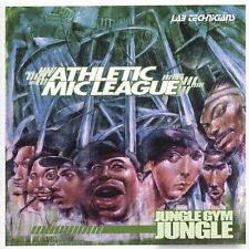 FREE US SHIP. on ANY 2 CDs! NEW CD Athletic Mic League (AML): Jungle Gym Jungle