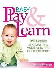 Baby Play & Learn by Warner (Paperback)