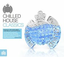 'CHILLED HOUSE CLASSICS' (Ministry of Sound) 3 CD SET (2013)