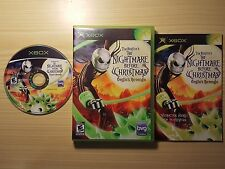 The Nightmare Before Christmas: Oogie's Revenge (Xbox) Complete