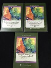 Great Courses: Biological Anthropology: Evolutionary 4DVD & Course Guidebook