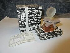 Vintage Gres Cabochard Perfume Parfum 1/4 Fl. Oz. 7.5 ml. Ref. # 108 Box, Sealed