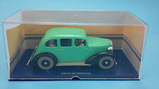 VOITURE TINTIN CAR  N°58 Graham Six 1935 TINTIN EN AMERIQUE diecast model