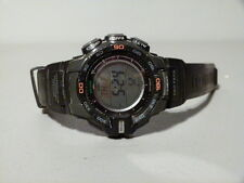 CASIO PRG 270 PRO TREK PATHFINDER TOUGH SOLAR TRIPLE SENSOR QUARTZ 3415 WATCH