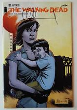 SDCC 2016 SIGNED  CHARLIE ADLARD  Happiness  THE WALKING DEAD #132  Image