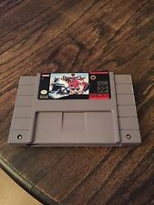 NHL Stanley Cup Super Nintendo SNES Game Cart Works SN1