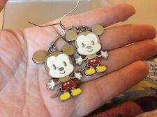 disney Mickey Mouse Earrings Cosplay Chibi Cuties