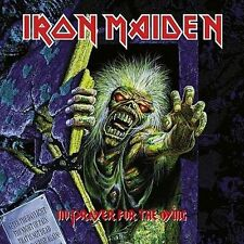 Iron Maiden - No Prayer For The Dying ( Remastered) Australian Pressing EMI