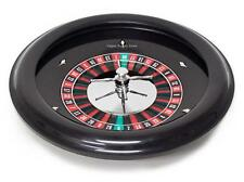 18 Inch ABS Roulette Wheel - Steel Spinner - Item 20-3018