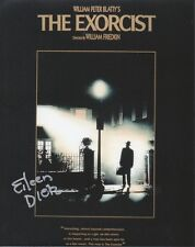 EILEEN DIETZ Signed 10x8 Photo THE EXORCIST COA