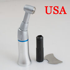 *USA* Dentist Dental Slow Low Speed Push Button Contra Angle Latch Bur NSK Style