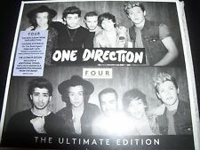 One Direction Four The Ultimate Edition (Australian) Digipak CD - NEW