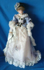 """Treasures Forever Porcelain Doll Collection, """"Seleen"""" by William Tung, 22"""""""