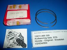 Piston Bagues std _ ring set, piston + 0.00 _ New _ nos _ CR 125 r _ 13011-466-305