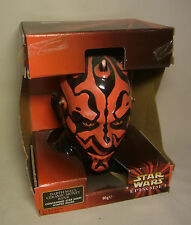 Darth Maul Ceramic Money Bank Spardose Kopf Star Wars Episode 1 OVP