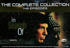 In Search of: The Complete Collection (DVD, 2012, 21-Disc Set) VG 3LB