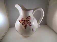Lovely Youngs Heartfelt Kitchen Creations Water Pitcher Butterfly A