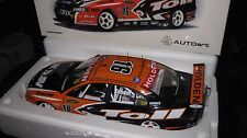1/18 BIANTE / AUTOART HOLDEN VZ COMMODORE GARTH TANDER 2006 TOLL HSV  #16 #80663