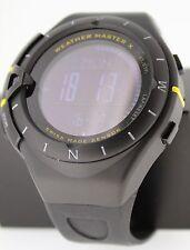 Weather Master-Digitaluhr mit Kompass, Thermometer, Altimeter, Barometer & Alarm