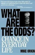 What Are The Odds?: Chance In Everyday Life, Mike Orkin, Good Book