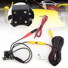 CCD Waterproof LED Night Vision Cars Rear view Backup Reverse Parking Camera S`{
