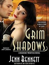 Roaring Twenties: Grim Shadows 2 by Jenn Bennett (2014, CD, Unabridged)