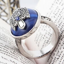 The Vampire Diaries Vintage Damon/Stefan Salvatore Sun Family Crest Rings  OE#