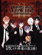 Diabolik Lovers Haunted Dark Bridal Illustrations 2