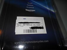 NEW Triumph Tiger 800 XC CNC Machine GPS Garmin Nuvi 660 & 220 Mount # A9820001