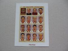 FRITZ KOSAR (FC BAYERN MÜNCHEN) signed Photo 10x13,5
