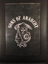 SONS OF ANARCHY -- SEASONS 1-3 DVD -- 12 DISC SET IN SOUVENIR CASE
