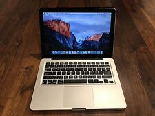 "MacBook Pro early 2011-13""-A1278, 2.3GHz Core i5, 4GB 1333 MHz DDR3, 320 GB"