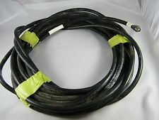 40' TIMES MICROWAVE SYSTEMS COAXIAL CABLE 68999 PART # CD-JL01254H01 REV A