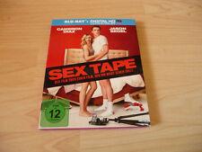 Blu Ray Sex Tape - Cameron Diaz & Jason Segel - 2014/2015 - Pink Cover