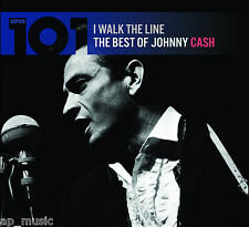 Johnny Cash - 101 - I Walk The Line The Best Of (4CD Box Set)