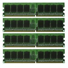 New! 8GB 4X2GB Dell Dimension E520 Desktop Memory DDR2 PC2-5300 Memory