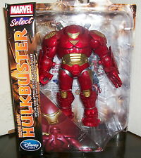 IRON MAN HULKBUSTER MARVEL SELECT ACTION FIGURE - 2016