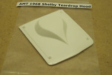 AMT 68 SHELBY MUSTANG TEAR DROP HOOD 1/25 SCALE RESIN