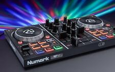 Numark PARTY MIX DJ CONTROLLER LED lichtschow USB incl. Virtual DJ *** merce nuova ***