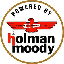 Holman Moody Vintage Drag Racing sticker decal NHRA Rat Rod Street Rod