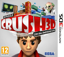 Crush 3D - Un Puzzle Con Una Dimensione In Piu' Nintendo 3DS IT IMPORT SEGA
