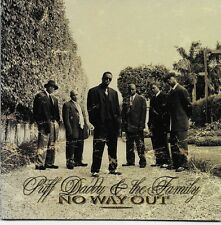 PUFF DADDY & THE FAMILY CD ~ NO WAY OUT  ~ EXPLICIT LYRICS