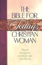 Bible for Today's Christian Woman: The Contemporary English Version