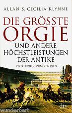 *~ Die grösste ORGIE und andere HÖCHSTLEISTUNGEN...Allan& Cecilia KLYNNE tb(2010
