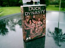 DUCK DYNASTY  A & E  DECK OF PLAYING CARDS BY CARDINAL INDUSTRIES NEW AND SEALED