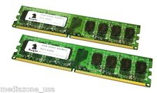 KNIGHT 8GB KIT DDR2 800 MHZ PC 6400 2X4GB LOW DENSITY DESKTOP