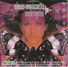 Alanis Morissette CD SIMPLE TOGETHER ( PROMO AUDIO CD )