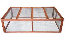 point-zoo Cage Pour Lapins, Pour Petits Animaux Parc d'élevage XL