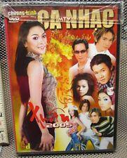 CA NHAC MTV Vietnamese music XUAN 2005 Nhom Techno My Tam Bonneur Trinh