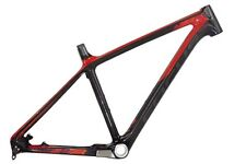 "Focus Raven 27.5"" Red/Black Gloss Medium Frame Carbon 650b Mountain MTB Bike"